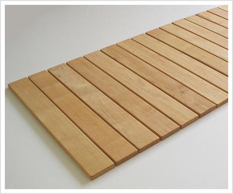 Holz Bademattesaunamatte Lissa Erle Nach Maß Relaxversand